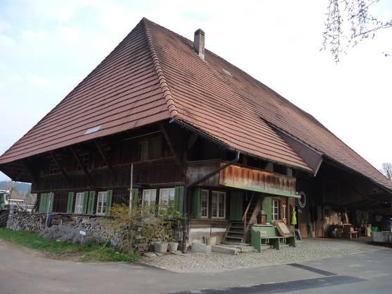 Altes Zuhause und Besammlung im Laufhof