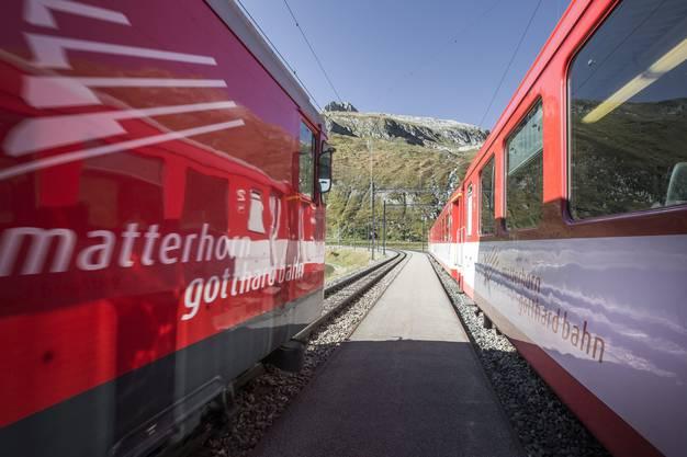 Top: Auch die Matterhorn Gotthard Bahn steht auf dem Podest – und zwar im Bus- wie auch im Bahnbereich.