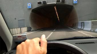 Der Österreicher ist im Baregg-Tunnel eingenickt.