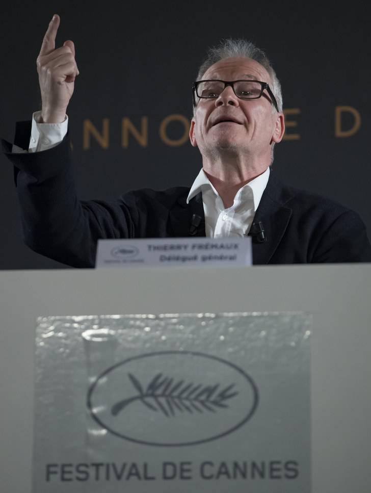 «Netflix hat so viele Filme, die könnten doch einfach für Cannes eine Ausnahme machen.»
