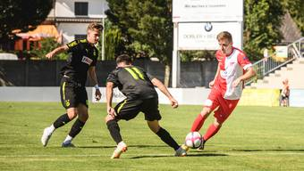 FC Solothurn - GC