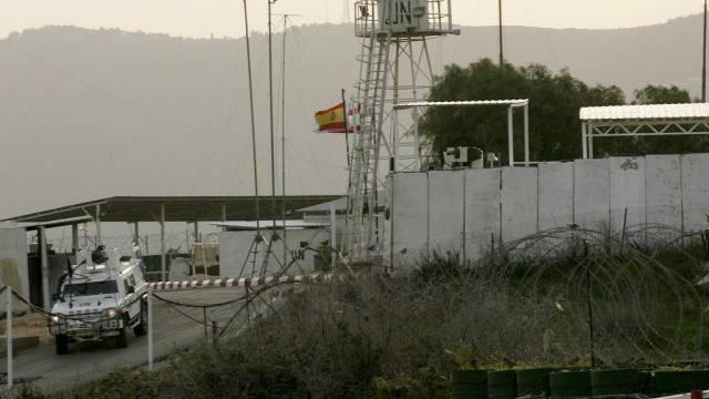 Stützpunkt der UNO-Mission im Süden Libanons (Archiv)