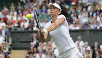 Amra Sadikovics Highlight in Wimbledon