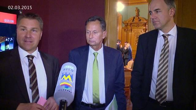 Resümee der abtretenden Parteipräsidenten