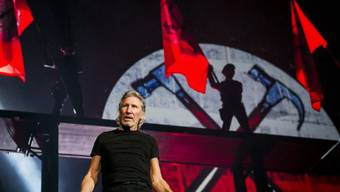 Mit Open-Air-Spektakel auf Tournee: Musiker Roger Waters (Archiv)