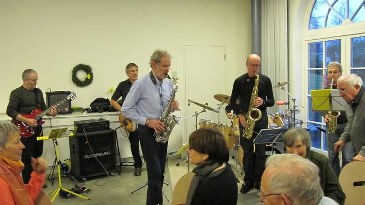 """""""Männerabend live"""" an der FORÄRA-GV"""