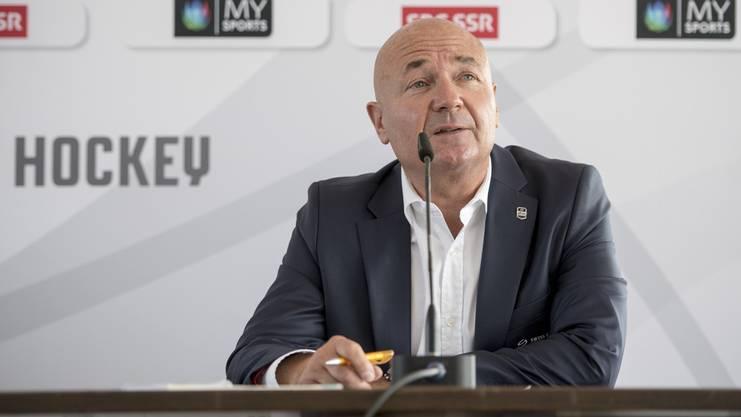 Liga-Direktor Denis Vaucher wäre im Falle eines Antrags gegen die Modusveränderung.