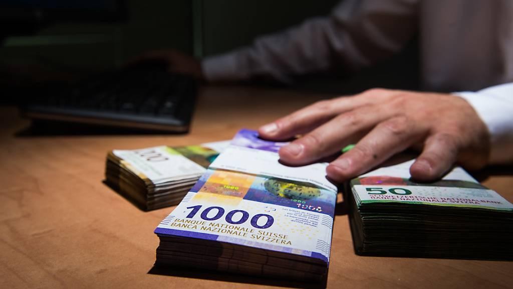 900'000 Franken unter den Augen der Opfer gestohlen