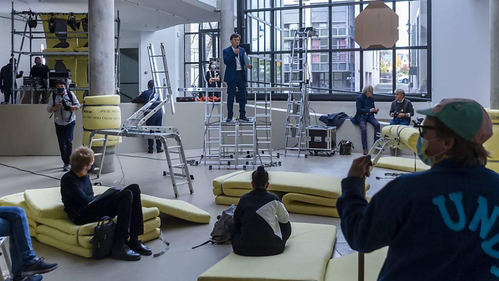 1978 schrieb Joseph Beuys an der Basler Fasnacht Museumsgeschichte