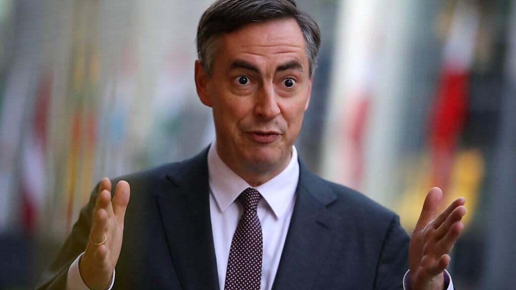 McAllister: EU-Parlament vermisst seit Brexit den britischen Humor