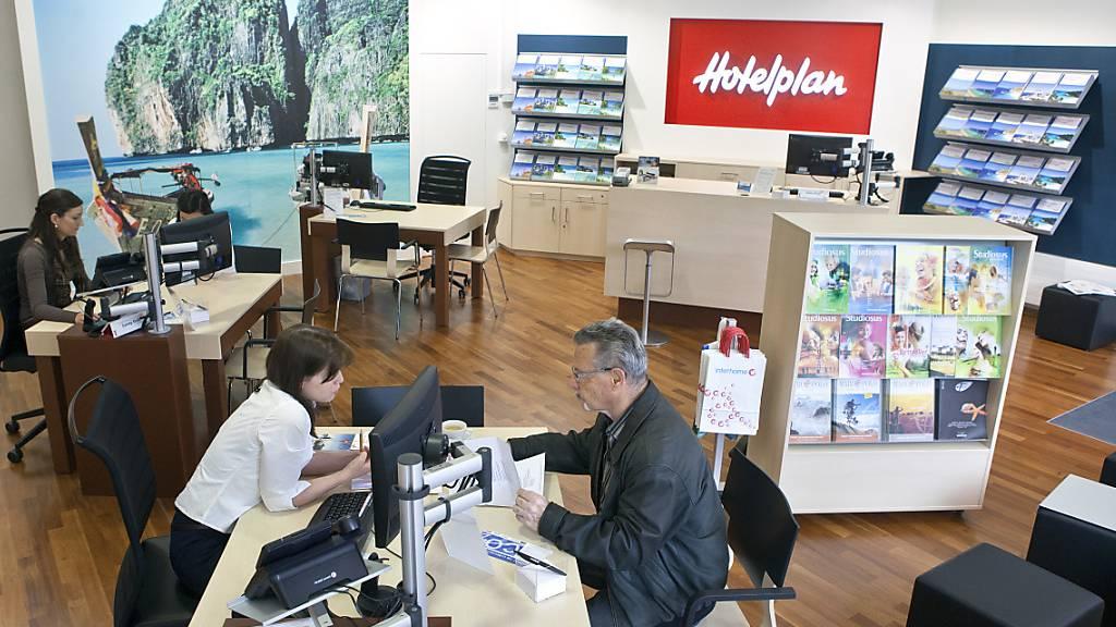 Hotelplan Suisse mit schwarzen Zahlen im letzten Geschäftsjahr
