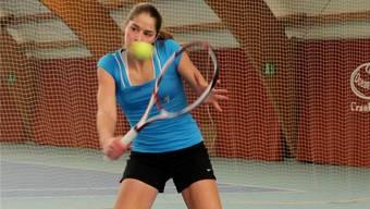 Siegerin Michelle Bertschi.