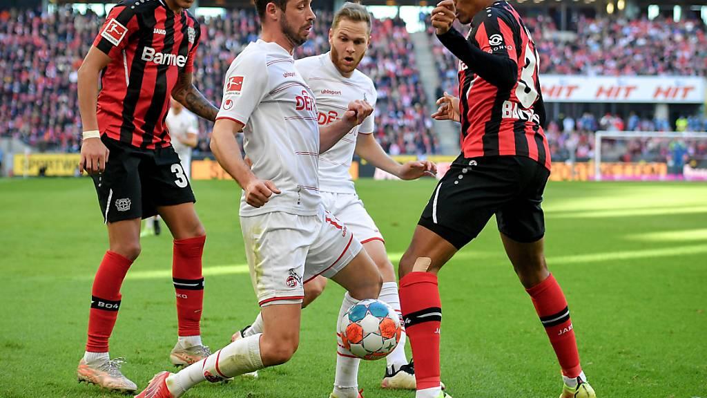 Leverkusen bleibt Teil der Antwort schuldig