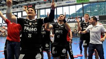 Wiederholungsspiel Handball Endingen gegen Suhr Aarau