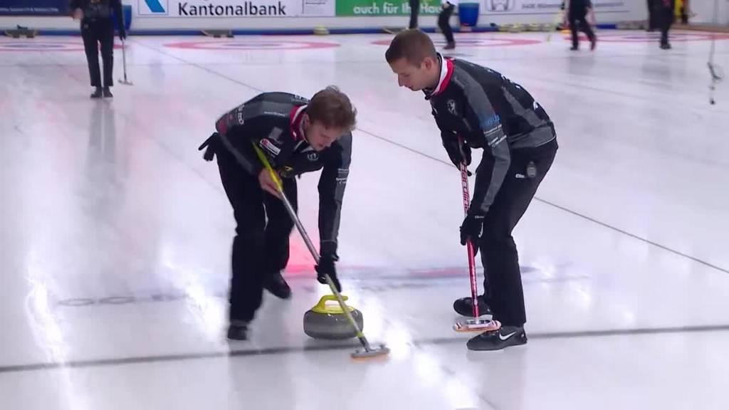 Aargau TopSport: Curling Baden Masters