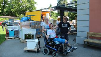Das Wohnheim für Schwerstbehinderte Roth-Haus zieht um