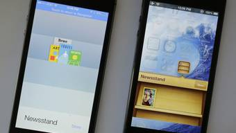 Geräte mit dem Betriebssystem iOS