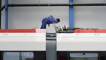 Baut Stadler Rail 960 U-Bahn-Waggons für den Iran? Das meldet die staatliche iranische Nachrichtenagentur - doch laut dem Thurgauer Zughersteller gibt es noch keinen Vertrag. (Symbolbild)