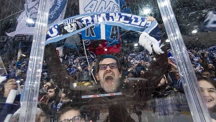 Die Ambri-Fans dürfen sich freuen: Ihr Klub spielt nächste Saison auch in der Champions Hockey League und am Spengler Cup