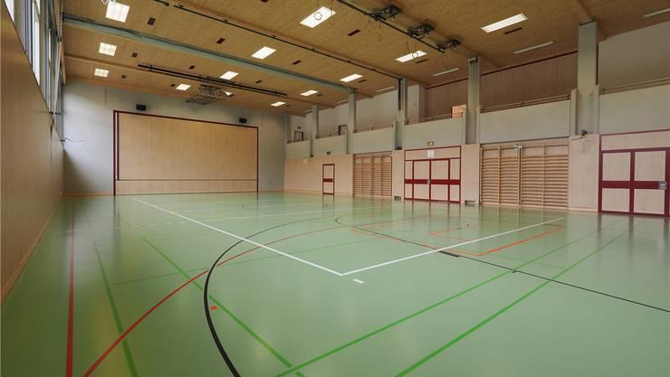Die Nutzungsgebühren der Mehrzweckhalle Kreuzacker wurden für auswärtige Vereine nach oben angepasst.