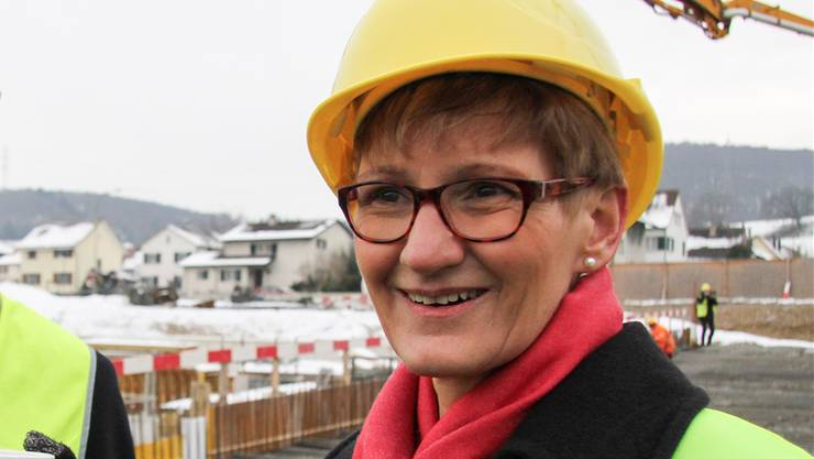 Für Baudirektorin Sabine Pegoraro ist der H2-Bau ein Erfolgsmodell. (Archivbild)
