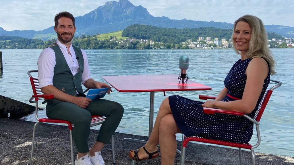Schwingerkönigin Sonia Kälin über Mami-Glück und «schwierigen» Start