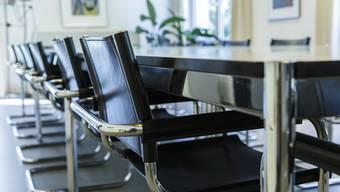 Wer holt die Sitze im Gemeinderatssaal von Lüsslingen-Nennigkofen? Der Wahlkampf verspricht Spannung.