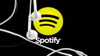 Bei Streamingdiensten wie Spotify, Apple Music, Deezer oder Napster lässt sich Musik direkt aus dem Netz abspielen. (Archiv)
