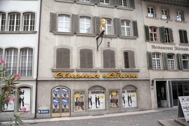 Unterhaltung und Zerstreuung: Kino Löwen und Bar «Nachschicht».