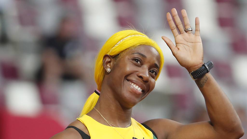 Fraser-Pryce zum vierten Mal Weltmeisterin über 100 m