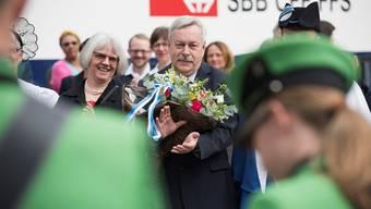 Kantonsratspräsident Rolf Steiner