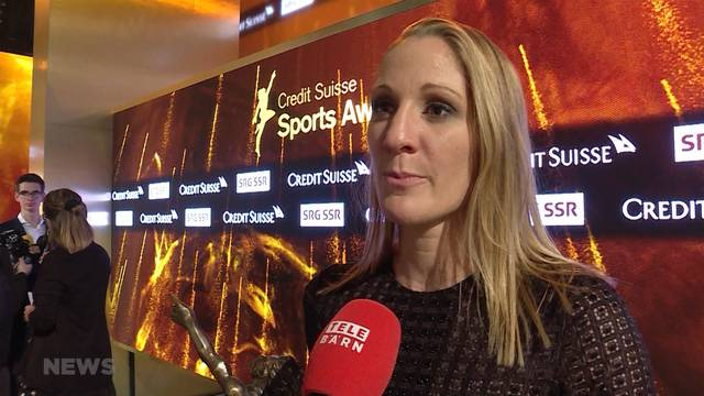 Sports Awards: Triathletin Daniela Ryf räumt ab