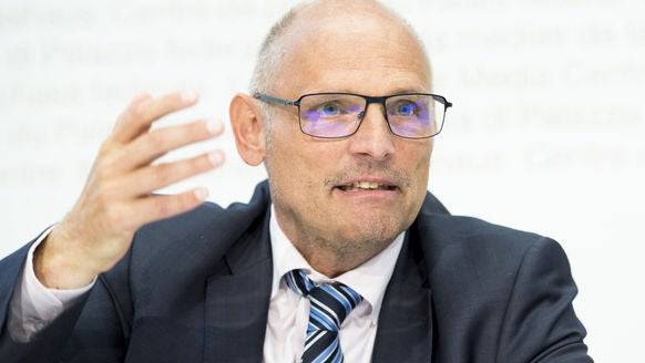 Alfred Heer ist Vizepräsident der parlamentarischen Geschäftsprüfungsdelegation.
