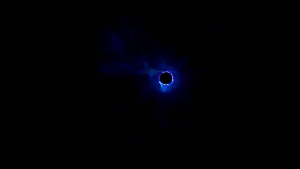 Schwarzes Loch verschluckt die ganze Spielwelt