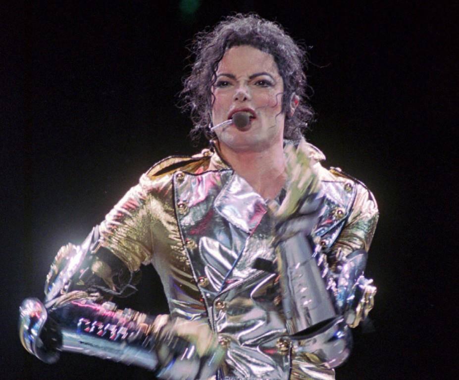 Michael Jackson - Leben in Bildern