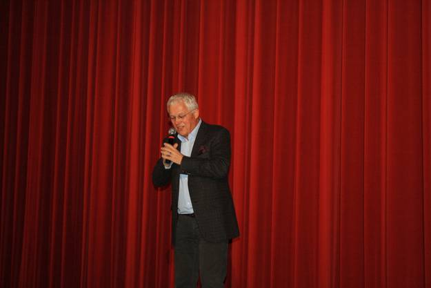 Peter Sterk - Besitzer Kino 3
