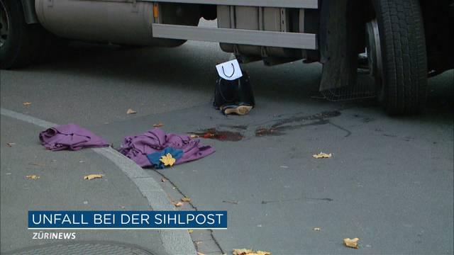 Schwerer Unfall an Löwenstrasse