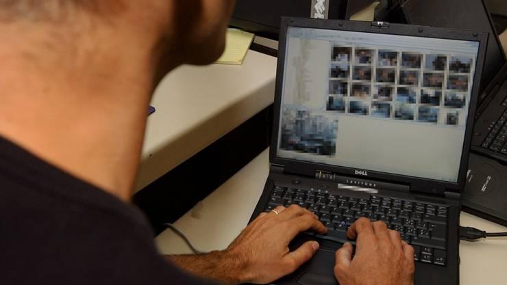 Ein EDA-Mitarbeiter in Italien wird verdächtigt, Kinderpornografie ins Internet gestellt zu haben. (Symbolbild)