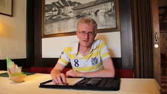 Hat den «Löwen» in Mellingen vor neun Jahren übernommen: Investor Daniel Wagen.