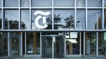 Der Medienkonzern Tamedia hat wegen des Publicitas-Konkurses und der fortschreitenden Zeitungskrise weniger verdient. (Archivbild)