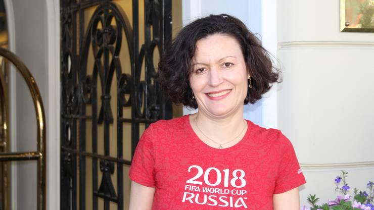 Madeleine Lüthi (52) war 1990 erstmals in St. Petersburg. Sie hat das Swisscenter (Hotel Helvetia, Rustravel, Kulturprojekt Helenika) mit aufgebaut. Die Bernerin war acht Jahre General-Honorarkonsulin. Wir trafen sie im Helvetia.