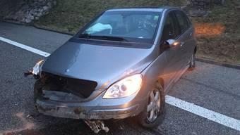 Eftlingen Autounfall