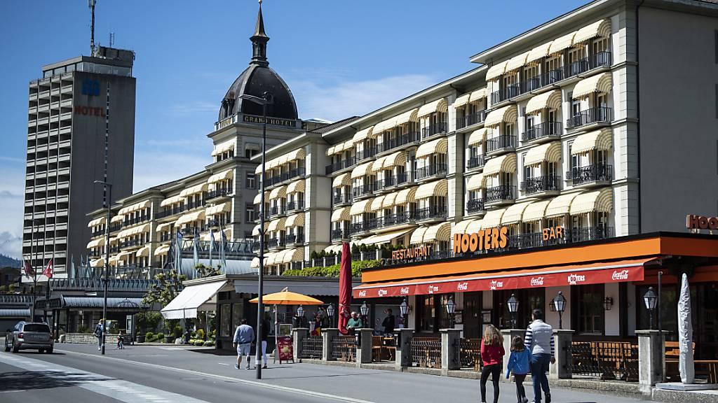 Oberster Hotelier erwartet 30 bis 40 Prozent weniger Logiernächte