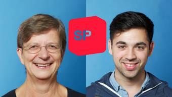 Die SP Baselland schlägt ein Co-Präsidium mit Regula Meschberger und Adil Koller vor.