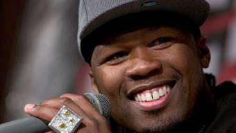 "US-Rapper ""50 Cent"" (Archiv)"