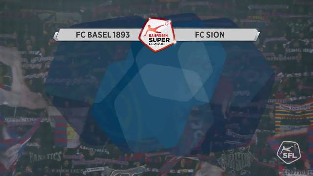 Alle Highlights Basel - Sion