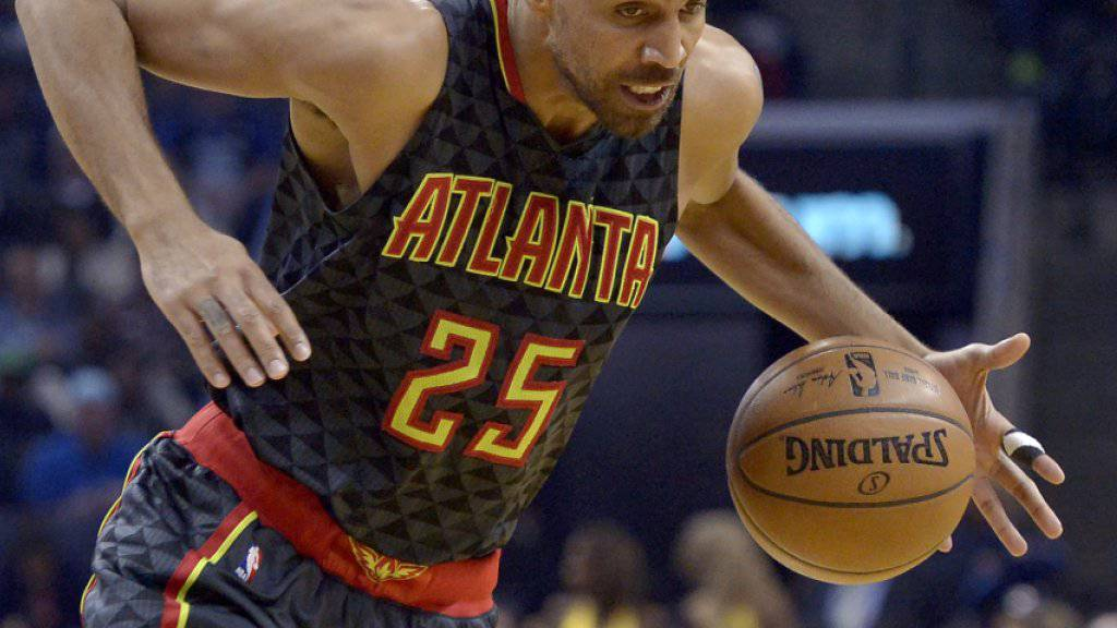 Wartet seit fünf Spielen mit den Atlanta Hawks auf einen Sieg: Thabo Sefolosha