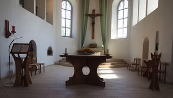 """Kirche Wittnau: Die Kirchgemeinde sagt Nein zum Pastoralraum """"AG20""""."""