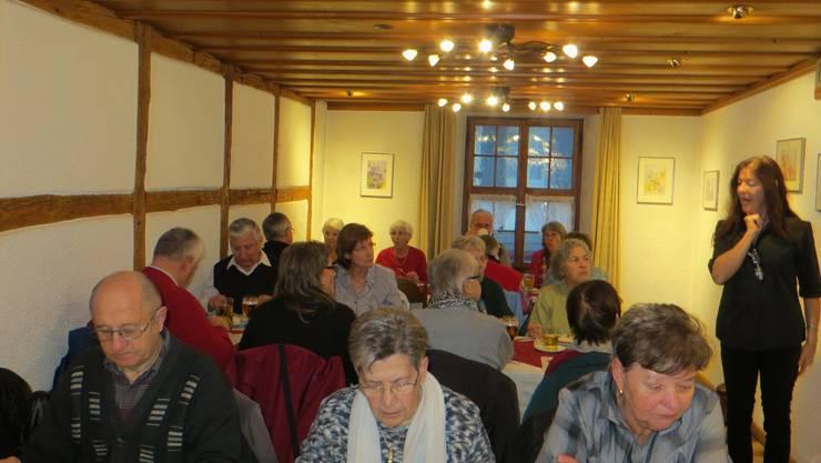 Das Zvieri im Restaurant Sonne in Aesch