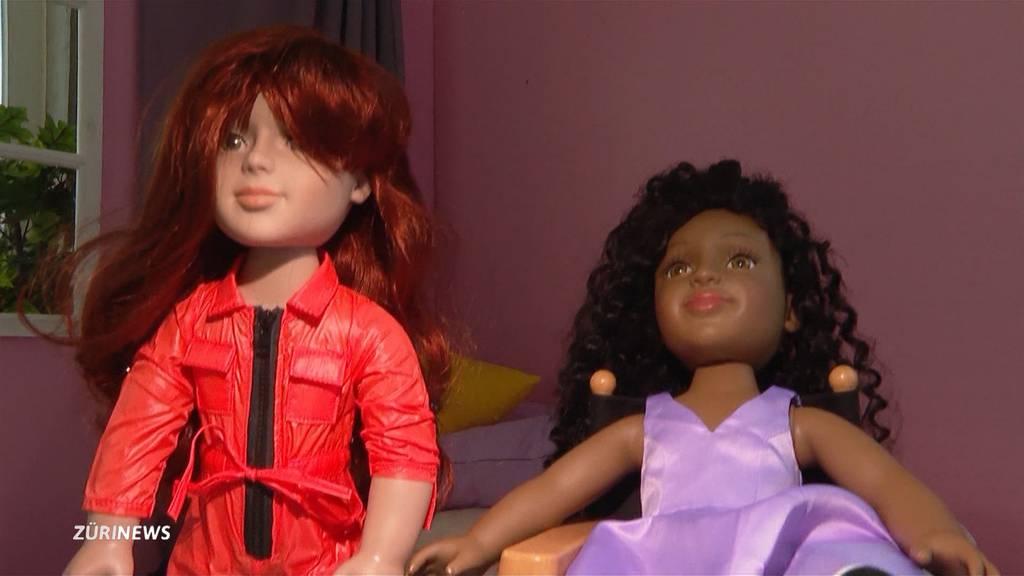 «I'm a Girly»: Zürcher Puppen weltweit gefragt